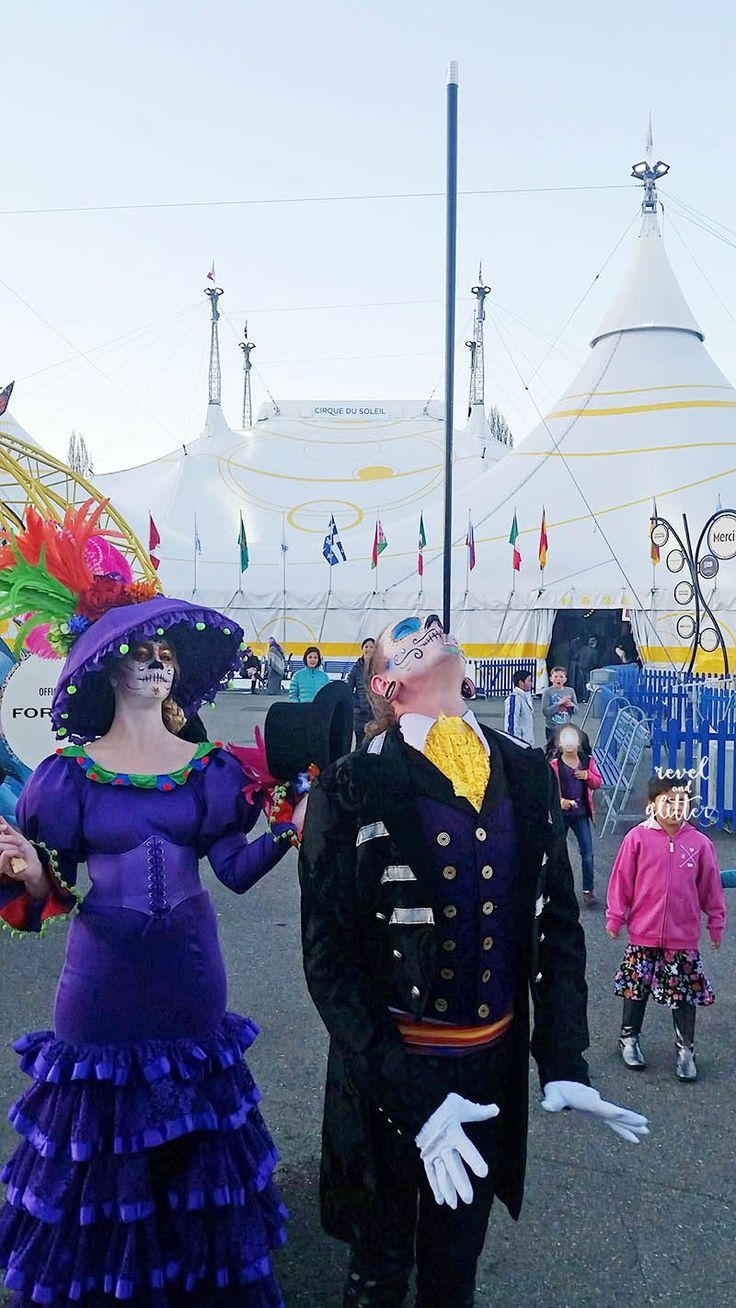 Seattle welcomes cirque du soleil luzia