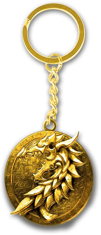 The Elder Scrolls Online Ebonheart Pact Key Ring – MerchandiseMonkey
