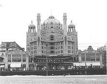 Marlborough-Blenheim Hotel (demolished) Atlantic City, NJ - Atlantic City, New Jersey