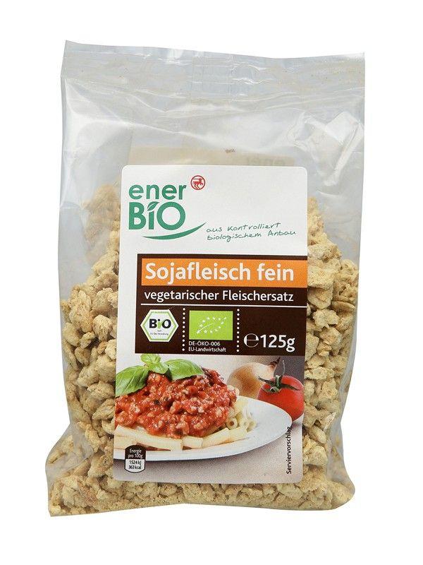 enerBio finom szójahús - 125 g a Rossmann Webáruházban