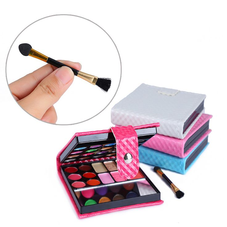 Pro Small Makeup Eyeshadow Palette 32 colors Fashion Eye Shadow Make Up Shadows With Case Cosmetics For Women