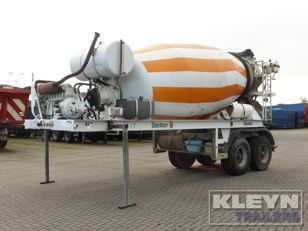 PRESTEL MIXER SEPARAT ENGINE Semi-trailer front-side