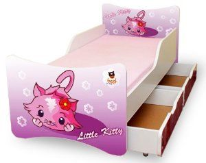 BEST FOR KIDS CHILDREN BED 90x180 WITH TWO DRAWER S 30 DESIGNS + FREE GIFT: Amazon.co.uk: Baby