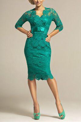 b36da8a84dd zelené šaty pre svadobnú mamu
