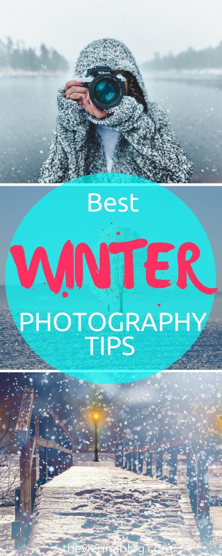 Tipps und Ideen für Winter- und Schneefotografie   – Landscape Photography