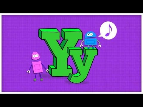 """Download this song for FREE → http://sbot.co/letter-y  Get iPhone & iPad App → https://itunes.apple.com/us/app/id602865579    """"Try Y"""" brings the 25th letter of the alphabet to life, and is part of the StoryBots ABC Jamboree Series (from the team that brings you JibJab with music by Parry Gripp).    The StoryBots celebrate how cool the letter """"Y"""" is, ..."""