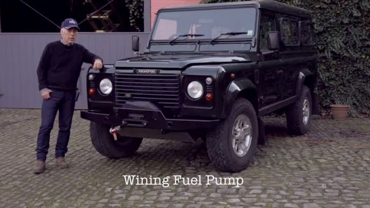 Landrover Defender TD5 fuel system - causes of a wining fuel pump