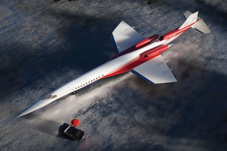 Aerion Supersonic - AS2 - Gallery
