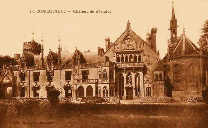 Le Château de Keriolet