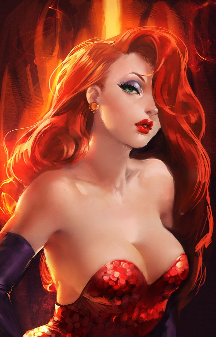 Jessica Rabbit                                                                                                                                                                                 Mais