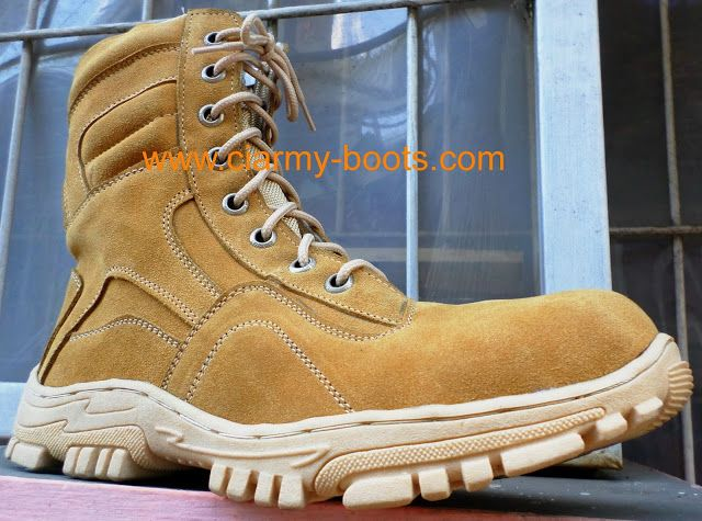 Sepatu Boots Gurun Type C-042G  DANY :081802060232 / PIN-BB 2316726C   www.ciarmy-boots.com