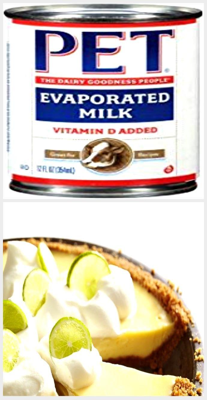 Rice pudding or bread pudding (Pet Evaporated Milk, 1963 ...