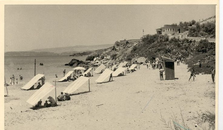 Kefalonia. 1950s Photo from National Historical Museum