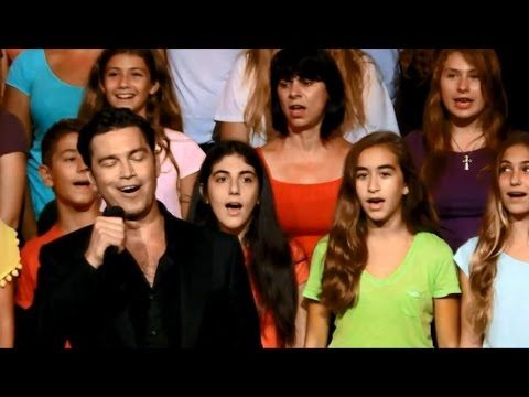 Somewhere over the rainbow - Mario Frangoulis live at Herodes Atticus