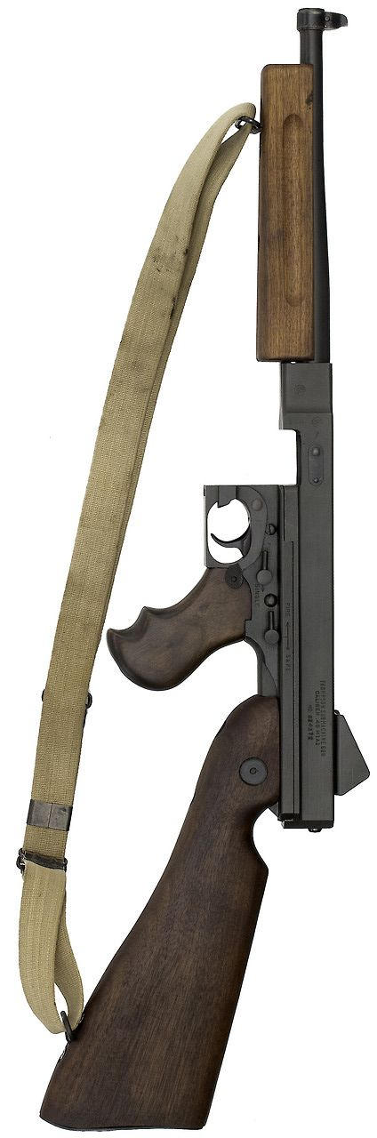 Auto-Ordinance Thompson Submachine Gun