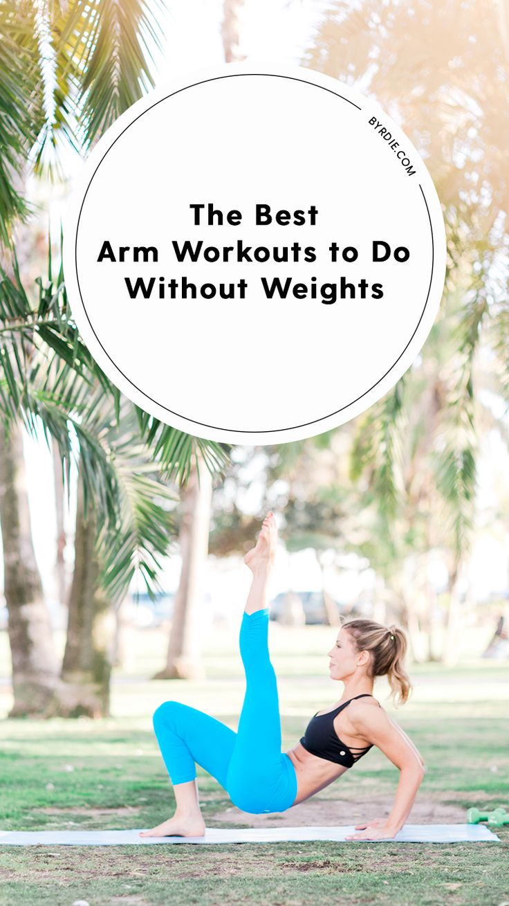 The best arm workouts for beginners