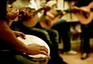 'Samba Dez' promove roda na sede do Cordão do Bola Preta