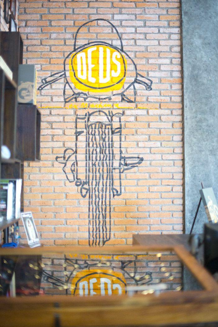 Deus Ex Machina in Seminyak, Bali