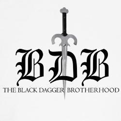 Black Dagger Brotherhood books by J.R. Ward...