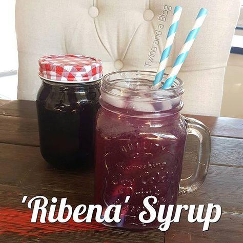 'Ribena' Syrup  I looooove Ribena! This is my homemade version (without blackcurrants)!! http://twinsandablog.com.au/ribena-syrup/  #twinsandablog #thermomix #thermomixaus #thermomixau #thermomixaustralia #bestofthermomix #sydneyfoodblogger #sydneyfoodblog #foodblog #food #blog #mumblog #momblog #twinmumblog #ribena #ribenasyrup #blackcurrant #blueberries #grapes #syrup #cordial