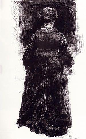 Paula Rego's Jane Eyre Series -