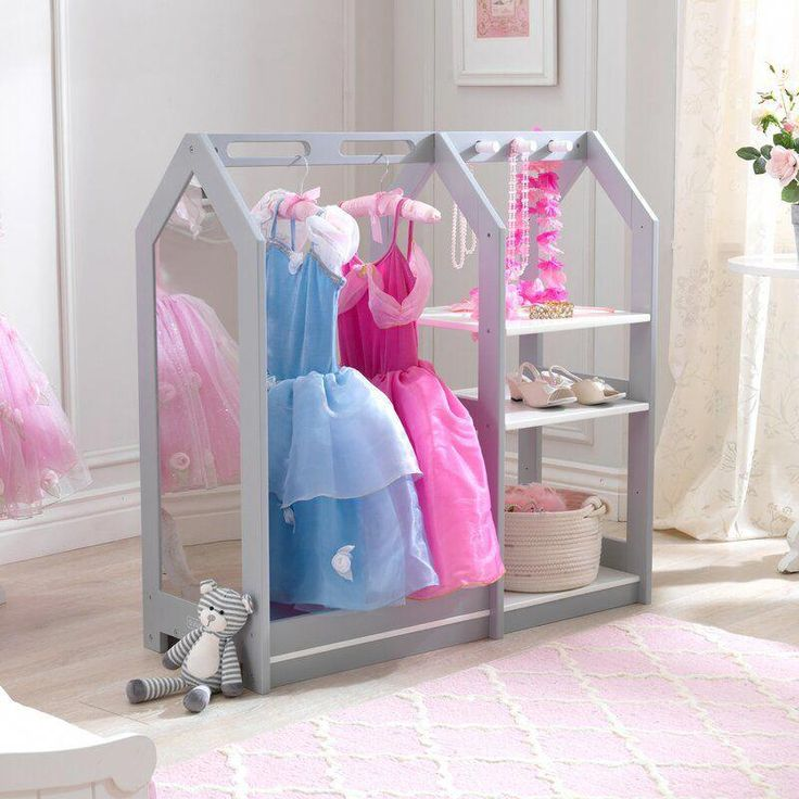 Pretend N Play Unit Armoire Dress Up | Girl bedroom decor ...