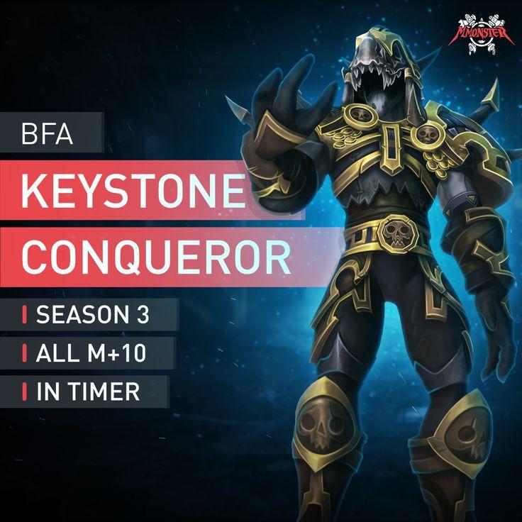 Keystone Conqueror Boost Industrie