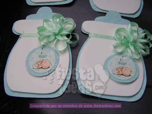 ideas de decoración para un baby shower perfecto