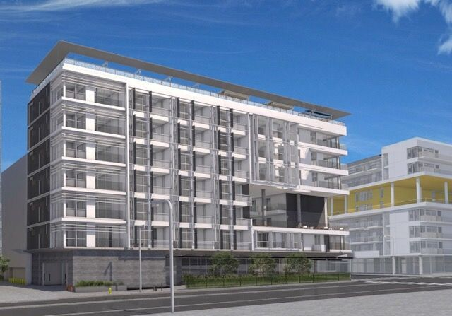 New Apartment Buildings Planned For Downtown Santa Monica Santa Monica Daily Press Multifamily Apartment Building Building Plan Small Apartment Building