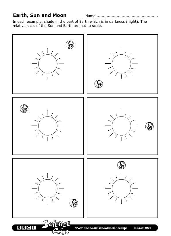 Sun And Moon Worksheets Kindergarten Worksheets Free Kindergarten Worksheets Worksheets Is preschool free uk