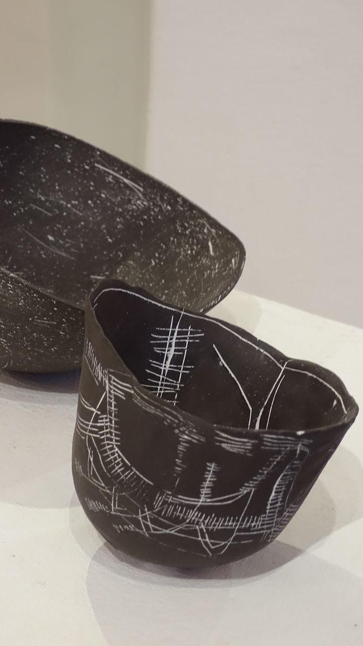 Ceramic vessels by Kim Sacks Johannesburg