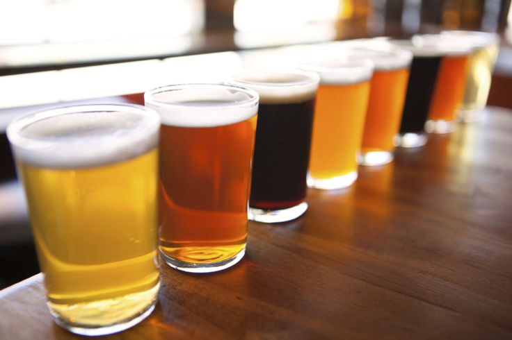 Grab a brew and pull up a chair - We're talking beer! Photo Courtesy iStock. C.B. CHEAT SHEET.