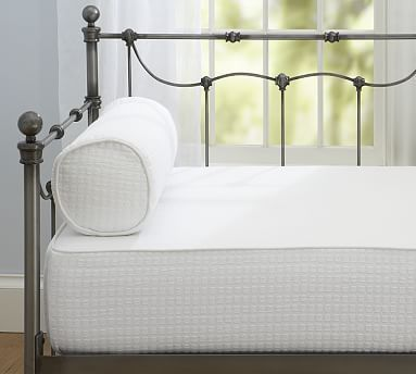 Cameron Organic Matelasse Daybed Cover #potterybarn $129, white or natural