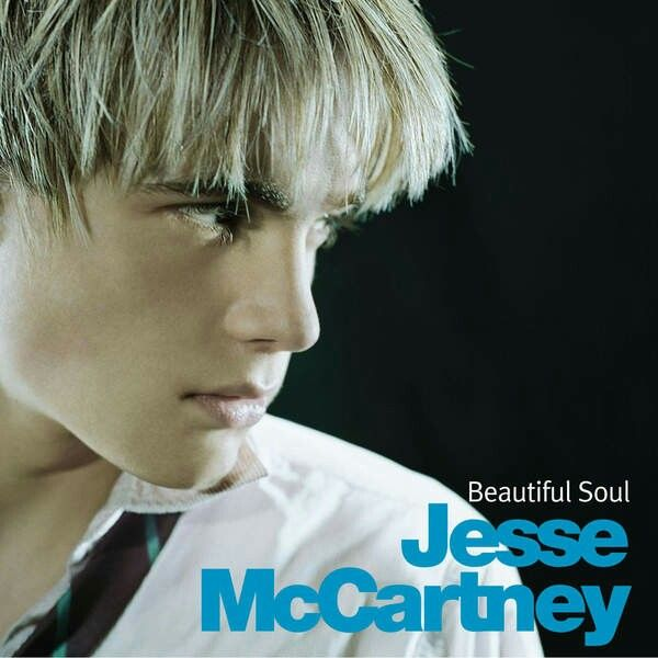 Jesse McCartney Beautiful Soul Album former cover 2004
