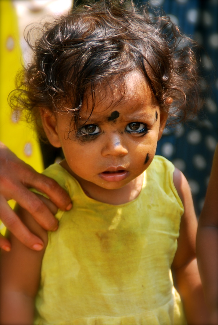 India: The Face, Indian Baby