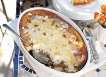 Cheesecake cu iaurt şi miere - Good Food Romania