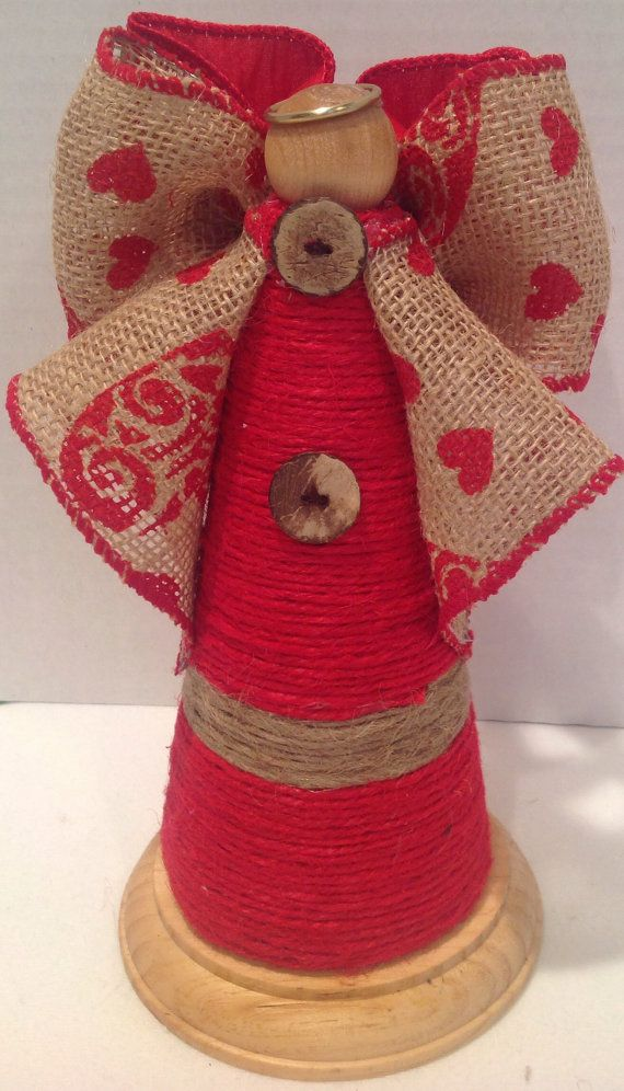 VALENTINE ANGEL.  Show your special angel how much by JoAnnsAngels