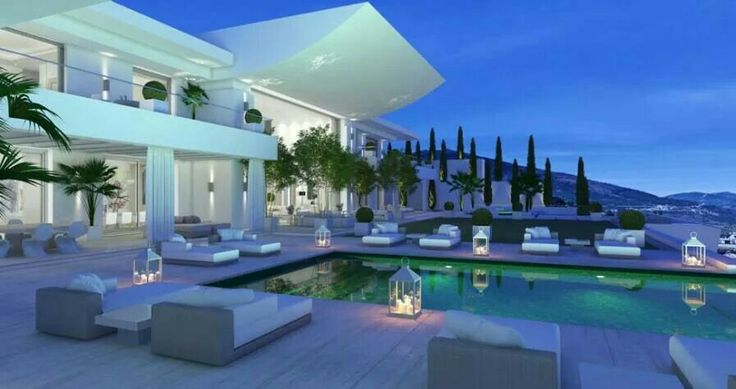 Wow!!!  *heart* White Arc by ARK Architectures in Sotogrande, Spain. Love!