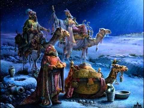 Os Reis Magos viajaram a pé, de longe, guiados por uma estrela para adorar e oferecer ouro, incenso e mirra ao Menino Jesus. Também temos uma estrela para nos guiar para o Céu, a Fé, que dev…