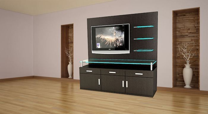 80 Tv Wall Ideas What Should Be Considered Wohnwand Modern Schrankwand Haus Interieu Design