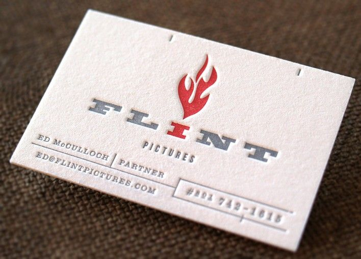 137 best Business Cards Letterpressed or Debossed images on - letterpress business card
