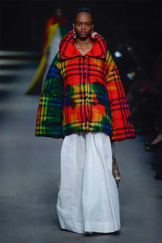 Christopher Bailey's final Burberry Collection