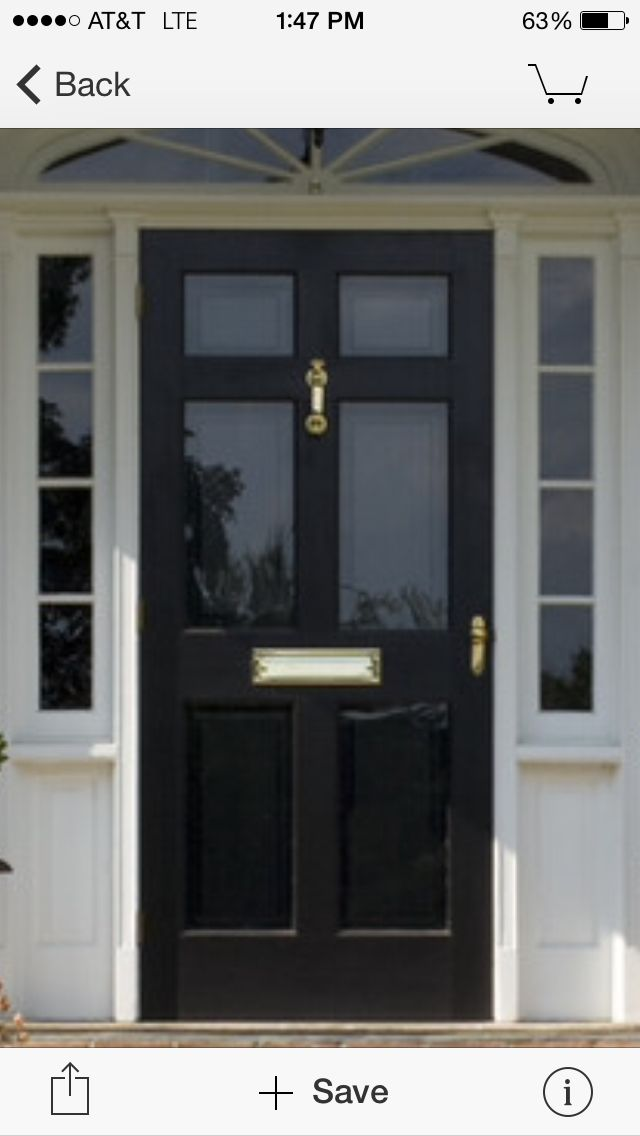 Storm Door W Mail Slot Curb Appeal Amp Outdoor Pretties