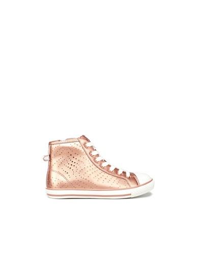 FANTASY HIGH TOP SNEAKER - Shoes - Girl (2-14 years) - Kids - ZARA United States