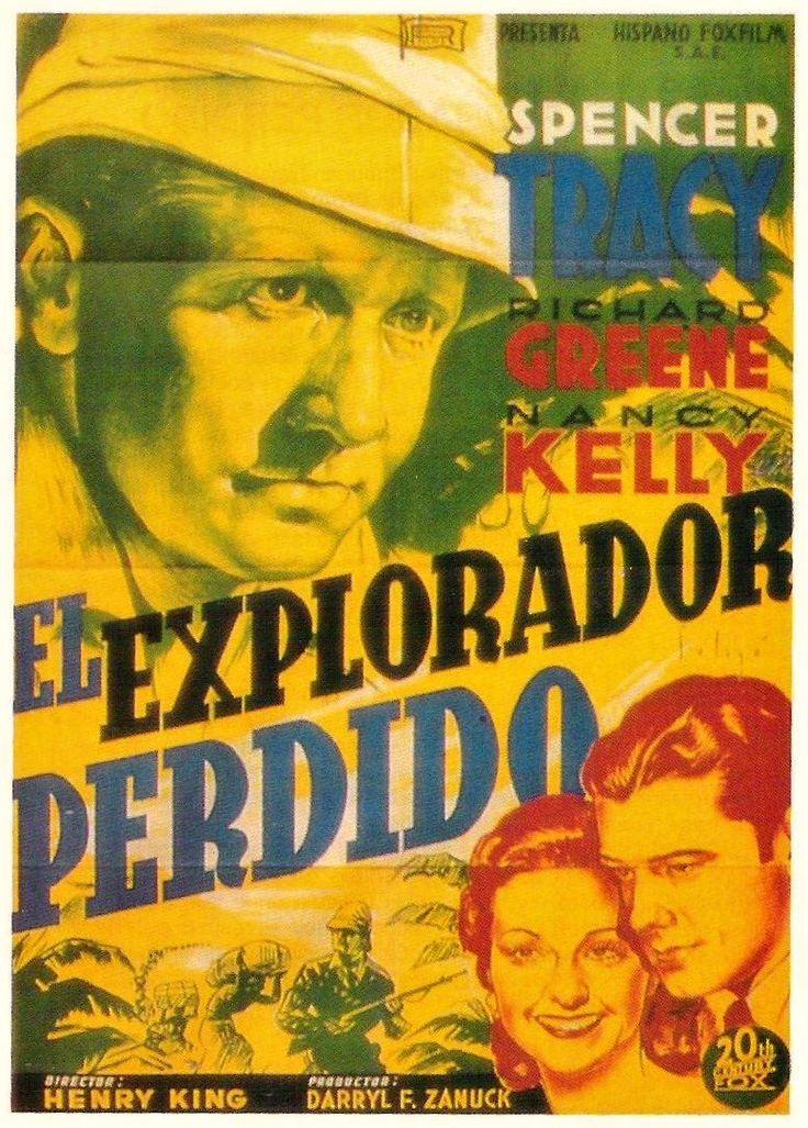 """El explorador perdido (1939) """"Stanley and Livingstone"""" de Henry King, Otto Brower - tt0031973"""