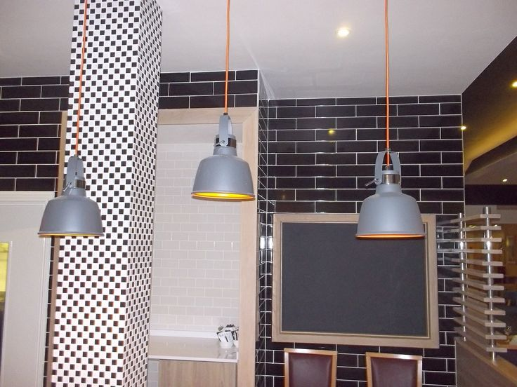 Restaurant area transformation