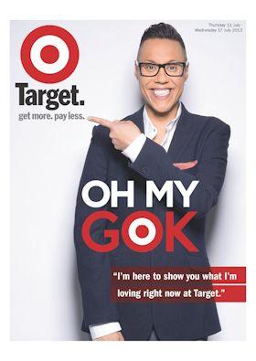 Gok Wan Styles Target!  #gok #target #style #fashion #designer #collection #targetaustralia #gokwan #gokwanfortarget