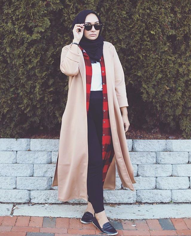 Sanias Hijabfashion Hijab Outfit Pinterest Hijab Outfit Modest Fashion And Hijab Street