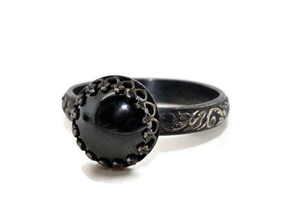 Unique Amethyst Rings Poe