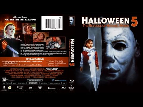 Halloween 5 La Veganza De Michael Myers Movie HD Audio Hispanoamericano